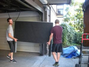 Furniture removalists Holroyd