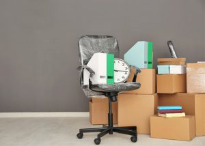 Office Removalists Wentworthville